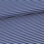 Streifen classic marineblau