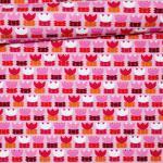 Tulpen-Love rot/rosa