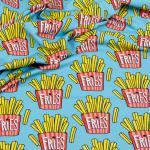 Sweat OMG Fries türkis