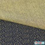 Jacquard Strick Dotties dunkelblau/bamboo