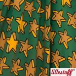 Starlet dunkelgrün/senf