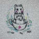 PANEL Mouse in Cup