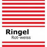 Ringel rot/weiß
