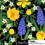 ZNOK Spring Flower schwarz