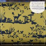 Alpin fleece Woodland ochre