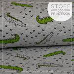Alpenfleece Krokodil