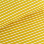 Stripes classic warm yellow