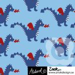ZNOK Dragons blue