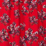 Sweat Fiori red