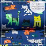 Kuschelsweat Funky Cats