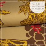 Sweat Giraffe 1 Rapport