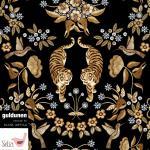 Haute Couture schwarz/gold
