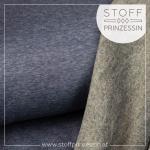 Alpenfleece jeans meliert