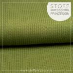 Knit Jersey grün