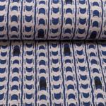 Slubjersey Milli dark blue