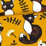 Nuutti, der Fuchs ocker