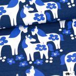 Pferde blau