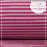 Striped Rib pink/grey