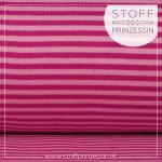 Striped Rib light pink/fuchsia