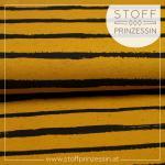 Scratchy Stripes ocker