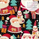 Weihnachtsmann & Schneemann