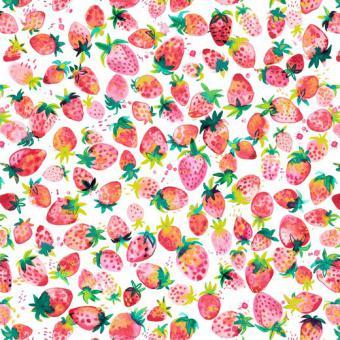 Strawberry weiß