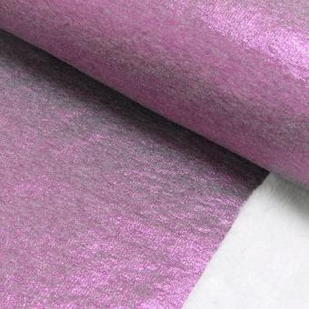 Alpenfleece Glitzer pink