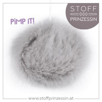 Imitation Fur Pom Pom for Hats