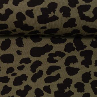 Leopard olive