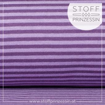Striped Rib lilac/liliac