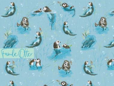 Familie Otter