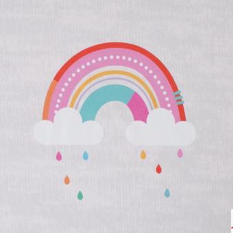 Regenbogen 1 Rapport