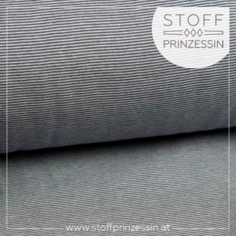 Striped Rib grey