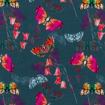 Farfalli e Fiori