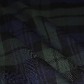 Schottenkaro grün/blau
