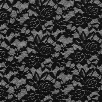 Stretchspitze schwarz