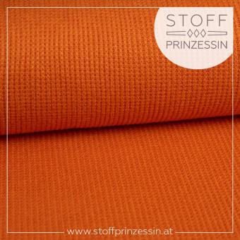Knit tangerine