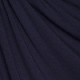 Viskosejersey dunkelblau