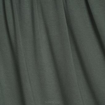 Viskosejersey olivgrün