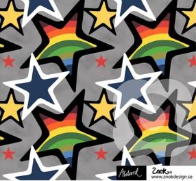ZNOK Stars rainbow