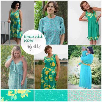 Modal Lily Emerald