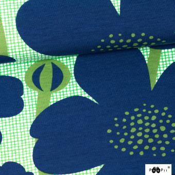Buttercup blueberry/green