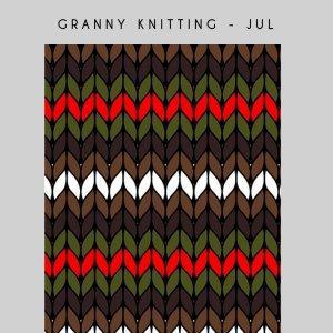 ZNOK Granny Knitting Xmas
