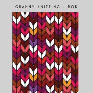 ZNOK Granny Knitting rot