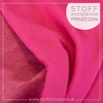 Kuschelsweat Slub pink
