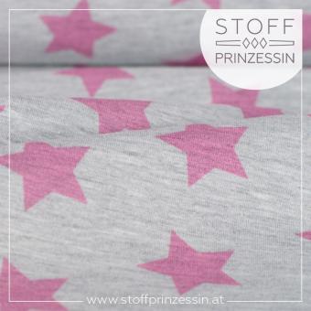 Royal Stars pink