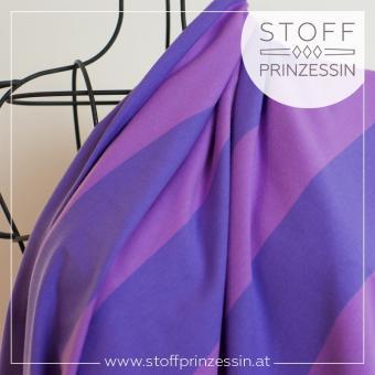 XL Stripes violet/orchid 8cm