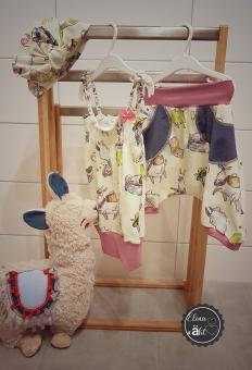 Kleines, schönes Lama – Summer Edition