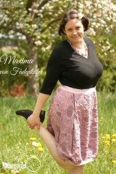 Fadenkäfer Kleid Maxima Damen