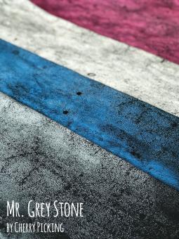 Sweat Mr Grey Stone weiß